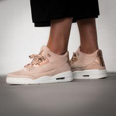 e5a90b35758 The Jordan Brand reveals its Summer 2018 Women's lineup! The Air Jordan 3 SE  dropping soon on kickz.com!