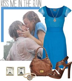 """""""Kiss Me in the Rain"""" by christa72 on Polyvore"""