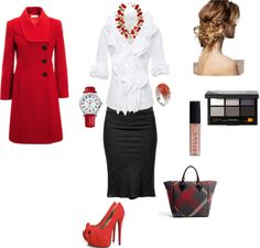 """""""Working Woman"""" by srose on Polyvore"""