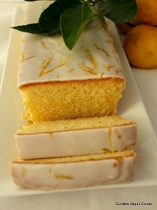 lemon cake vegan