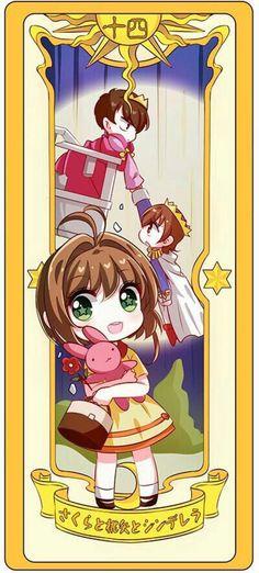 Sakura và vở kịch Công chúa lọ lem
