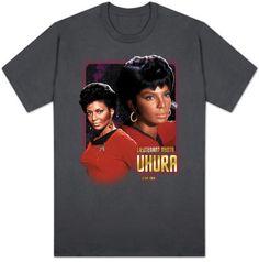 19.99 Star Trek-Lieutenant Uhura - T-ShirtCheck out this great deal I got..