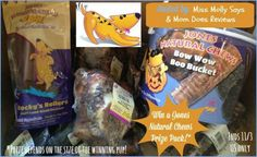 #Win a Jones Natural Chews Prize Pack! #Wags&Whiskers Pet Giveaway Hop! - ends 11/3