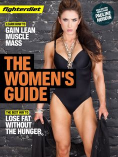 FD The Women's Guide (Fitness) 64 Pages Where You Will Learn the Basics of Fighter Diet, Nutrition and Workouts. http://fighterdiet.com/fitness/store/all-fighter-diet-ebooks/fd-the-women-s-guide-fitness