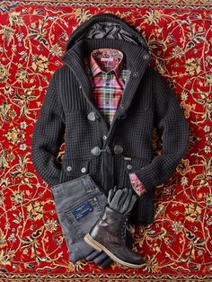 Casual, Well Dressed - .:Casual Male Fashion...