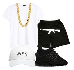 """""""Untitled #332"""" by trulydope ❤ liked on Polyvore featuring October's Very Own"""