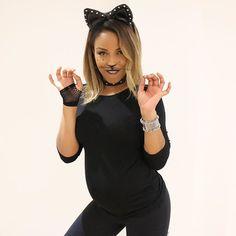Pregnant pussy cat