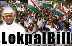 #LokpalBill likely to be presented in #RajyaSabha today.  #AnnaHazare #JanLokpalBill
