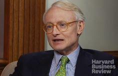 Micheal E. Porter | Harvard Business School