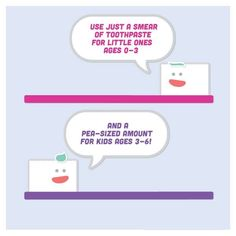 Brushing with #toothpaste twice a day helps keeps the #Mouth Monsters away! Make sure you're helping your tiny-toothed hero #squeeze the right amount out before he or she gets #brushing.  Contact Dr. Glen's Happy Teeth Pediatric Dentistry & Orthodontics at Long Beach, California