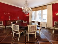 StreetEasy: 812 Park Ave. #7/8C - Co-op Apartment Sale in Upper East Side, Manhattan #diningroom #wineanddine #homedecor #dreamhome #luxuryhome #NYC