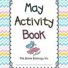 This book contains 15 seasonal worksheets perfect for morning work, early-finisher work, homework, center work - or just for fun!  This book includ...