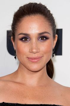 Meghan Markle at the 2012 'A Suits Story' fashion show.