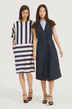 Tome SS 2016 Resort Платье слева