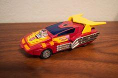Transformers-Hot Rod