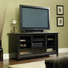 Save on Edgewater Entertainment Credenza - TrackIf