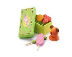 Djeco Lollipops tikkarisetti