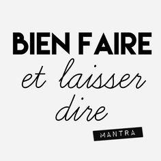 «Mantra du dimanche soir, bonsoaaar !  #mantra #dailymantra #lapositiveattitude #dimanchesoir #bisous»