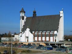 Siekierki (Warszawa) Sanktuarium Matki Bożej Nauczycielki Młodzieży w Warszawie