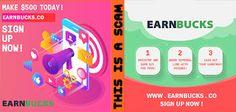 EarnBucks is Scam beware ? Ways To Earn Money, Earn Money Online, To Tell, It Works, Told You So, Technology, Make Money Online, Tech, Earn Extra Money Online