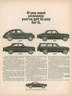 another old Volvo ad