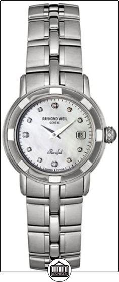 Raymond Weil 9441-ST-97081 - Reloj para mujeres  ✿ Relojes para mujer - (Lujo) ✿
