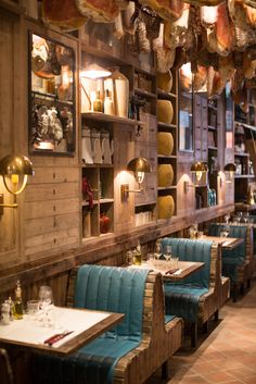 Ober Mamma (Paris, France), Europe Restaurant | Restaurant & Bar Design Awards