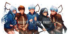 jack frost evil - Buscar con Google