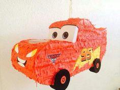 Piñata Rayo Mcqueen 1 #PiñataMundi