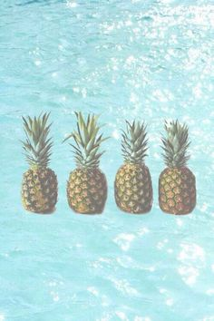Pineapples Summer Tropical  RePinned By: Live Wild Be Free www.livewildbefree.com Cruelty Free Lifestyle & Beauty Blog. Twitter & Instagram @livewild_befree Facebook http://facebook.com/livewildbefree