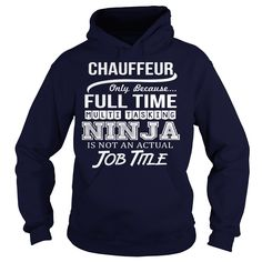 (Tshirt Coupon Today) Awesome Tee For Chauffeur [TShirt 2016] Hoodies, Funny Tee Shirts