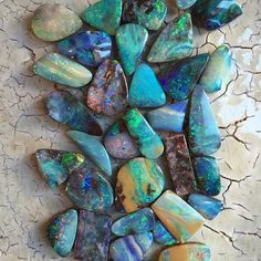 For the love of opals ! #boulderopal #earthswonders