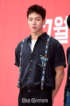 """(160722) Shownu at Hit the Stage Press Conference"""