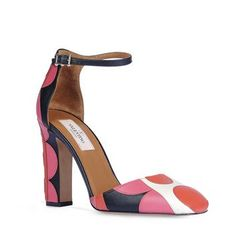 ea1484425c8 Valentino women shoes ankle straps pumps calfskin pink Only  99.99 Feature   Adjustable ankle strap Overlaying