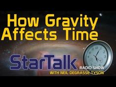 ▶ Neil deGrasse Tyson Explains How Gravity Affects Time - YouTube From #AOTA006 » http://www.alloftheabove.audio/episodes/006