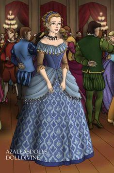 Disney's Victorian Cinderella by LadyAquanine73551.deviantart.com on @DeviantArt