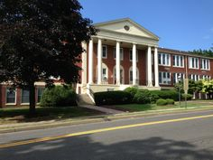 Park Ridge High School in Park Ridge, NJ. One of the highest rated High Schools in New Jersey