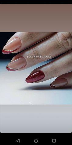 gel nails winter ~ gel nails _ gel nails ideas _ gel nails designs _ gel nails ideas for winter _ gel nails winter _ gel nails ideas spring _ gel nails spring _ gel nails natural Nail Art Designs, Gel Designs, Winter Nail Designs, Acrylic Nail Designs, Classy Nail Art, Elegant Nails, Nails Kylie Jenner, Gel Nagel Design, Winter Nail Art