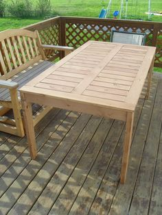 DIY outdoor dining tables-4