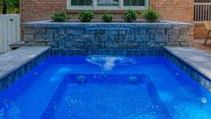 Searching for the best fiberglass pool and spa combo for your home? Here's a review of some of the best designs from the top manufacturers! #fiberglasspools #poolandspacombo #ingroundpool Fiberglass Pool Manufacturers, Leisure Pools, Fiberglass Swimming Pools, Pool Sizes, Backyard Paradise, Hot Tubs, In Ground Pools, Searching, Cool Designs
