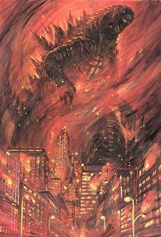 King Kong, Cthulhu, Godzilla Vs Gigan, Godzilla Resurgence, Godzilla Franchise, Godzilla Wallpaper, Strange Beasts, Japanese Superheroes, Geek Culture