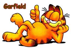 Garfield; the character that inspired me to begin the never-ending quest to learn how to draw waaaayyy back in 5th grade. Thanks, Jim Davis!