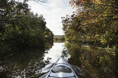 Canoe ride, Siuntio river | by visitsouthcoastfinland