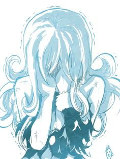 Juvia (Fairy Tail) hehehe who made Juvia cry? Because ego ever did is gonna get… Fairy Tail Ships, Fairy Tail Sad, Fairy Tail Juvia, Anime Fairy Tail, Fairy Tail Girls, Fairy Tales, Nalu, Fairytail, Filles Fairy Tail
