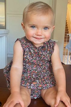 Cute Baby Girl, Cute Babies, Baby Kids, Toddler Fashion, Kids Fashion, Taytum And Oakley, Cute Baby Pictures, Dream Baby, My Little Baby
