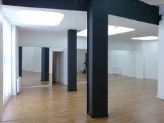 iluminacin led interior locales paneles led en el techo