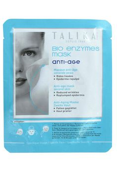 Talika's mask is a chemical peel and microdermabrasion in one product. It works to help fade your acne scars, reduce wrinkles, and plump your skin in minutes.Talika Bio Enzymes Mask, $12, available at Talika.