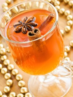 The original hot toddy: Hot Buttered Rum Christmas Cocktails, Holiday Cocktails, Cocktail Drinks, Fun Drinks, Yummy Drinks, Cocktail Recipes, Alcoholic Drinks, Beverages, Warm Cocktails