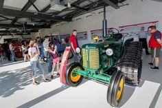 Zetor 25 Multipurpose Hall, Training Center, History, Gallery, Building, Design, Tractors, Historia, Buildings