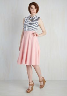 Just this Sway Skirt in Carnation, @ModCloth